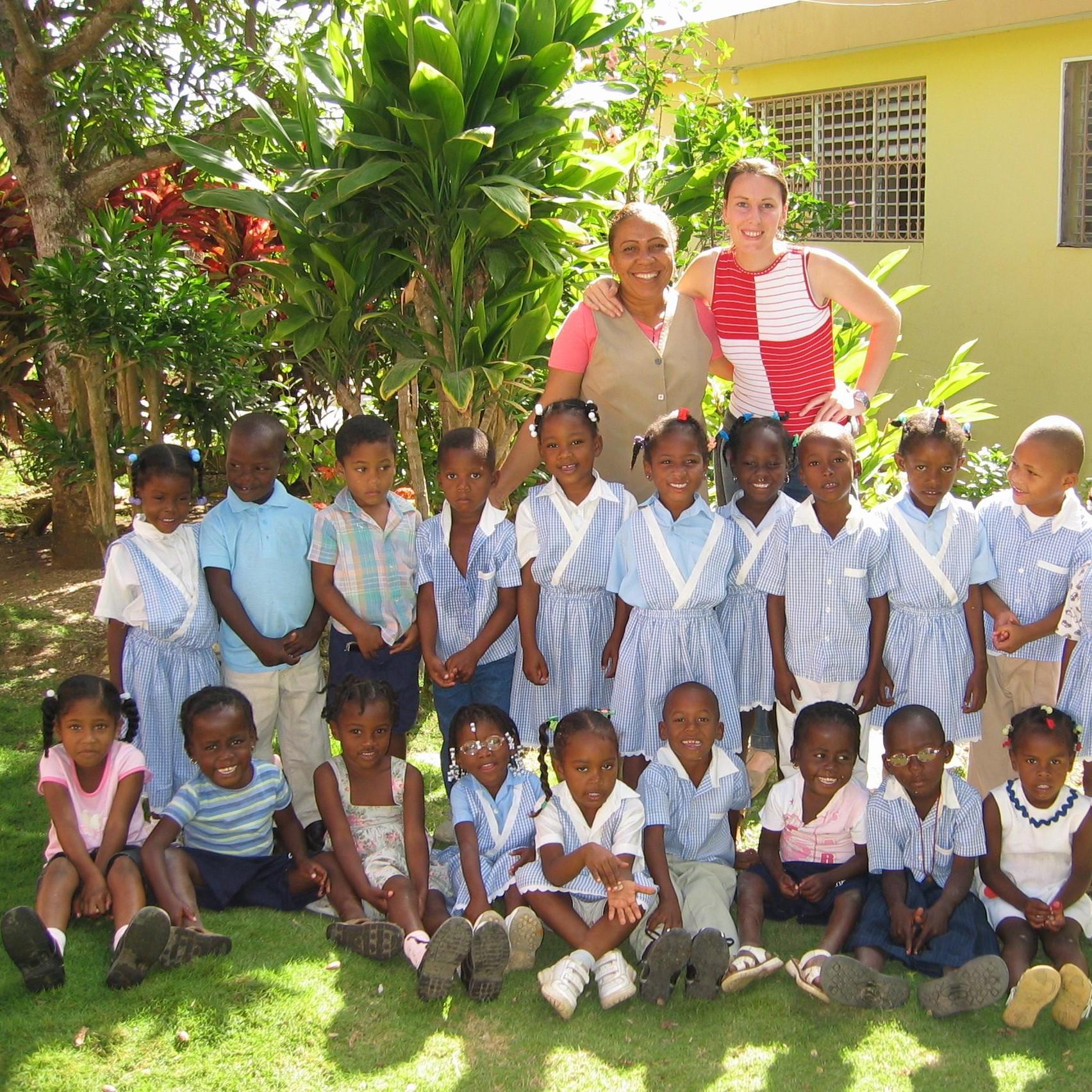 Marie NICOLAS – République Dominicaine