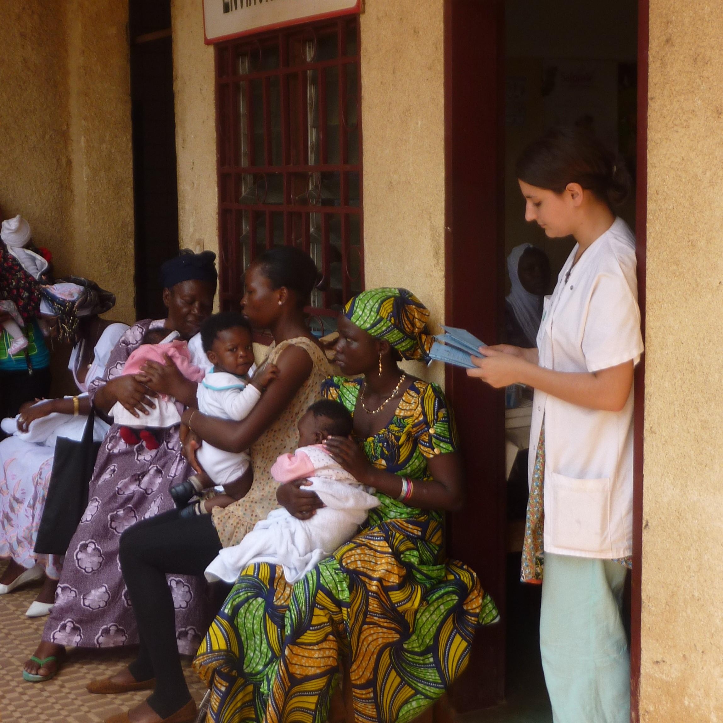 Agathe ALLAIS – Cameroun