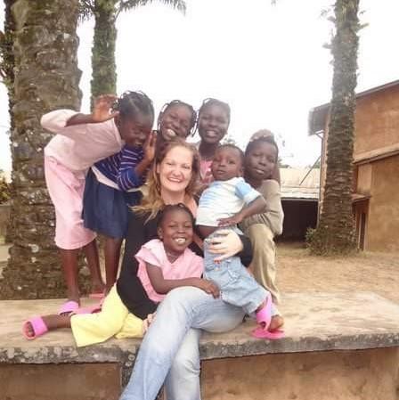 Amandine FROMENT – Cameroun