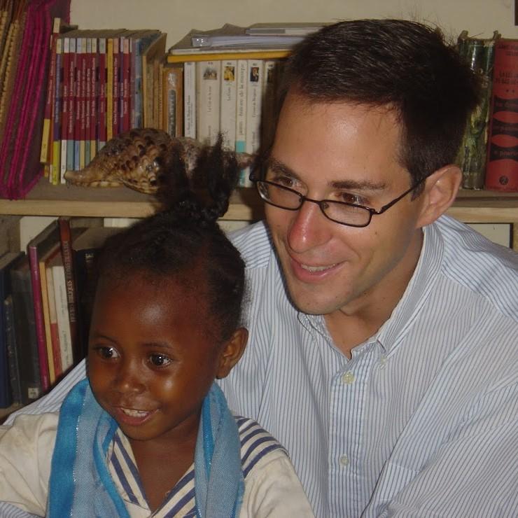 Antoine DE FOUCHIER – Madagascar