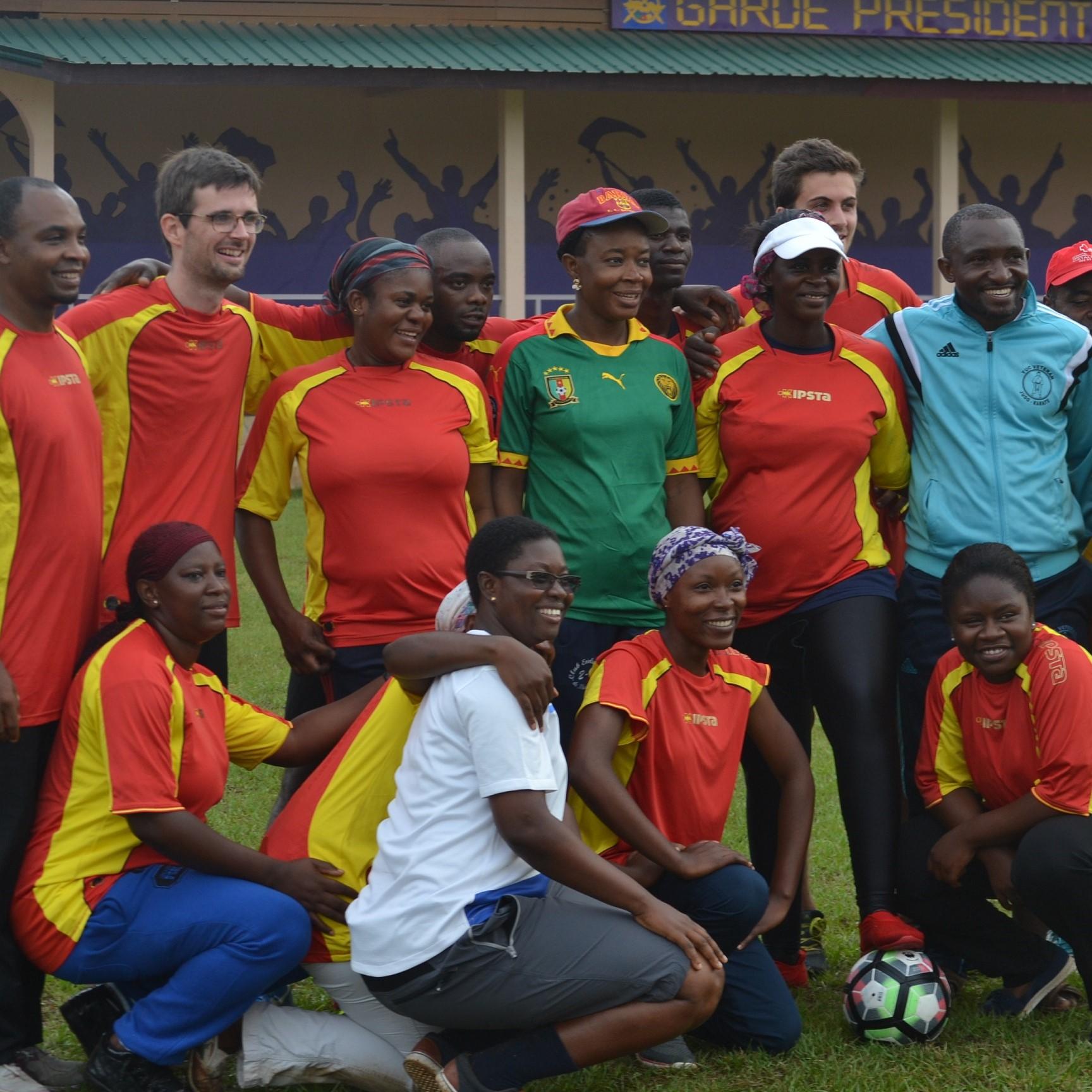 DE LA ROCHE-Bertrand-Cameroun