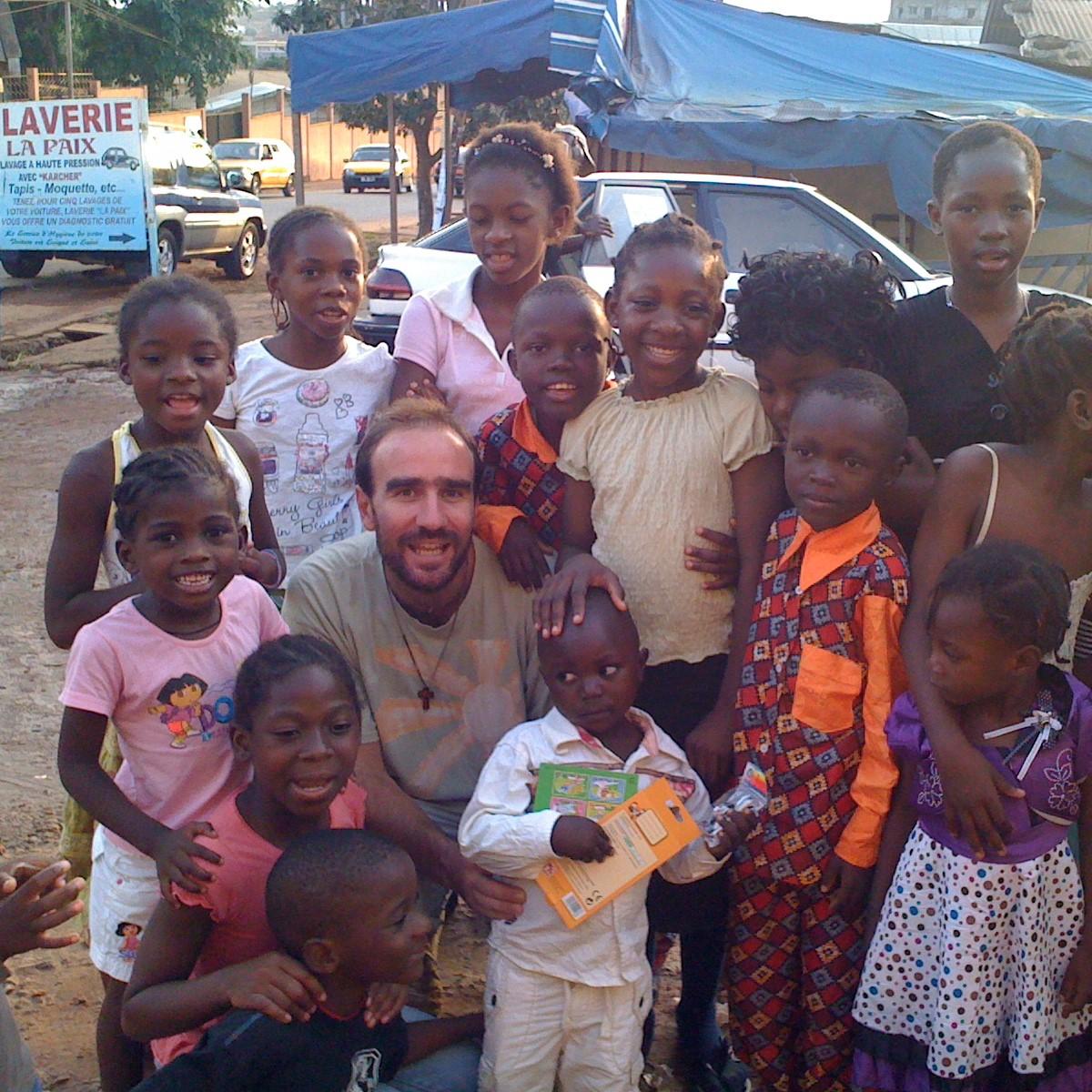Florent ALLAIS – Cameroun