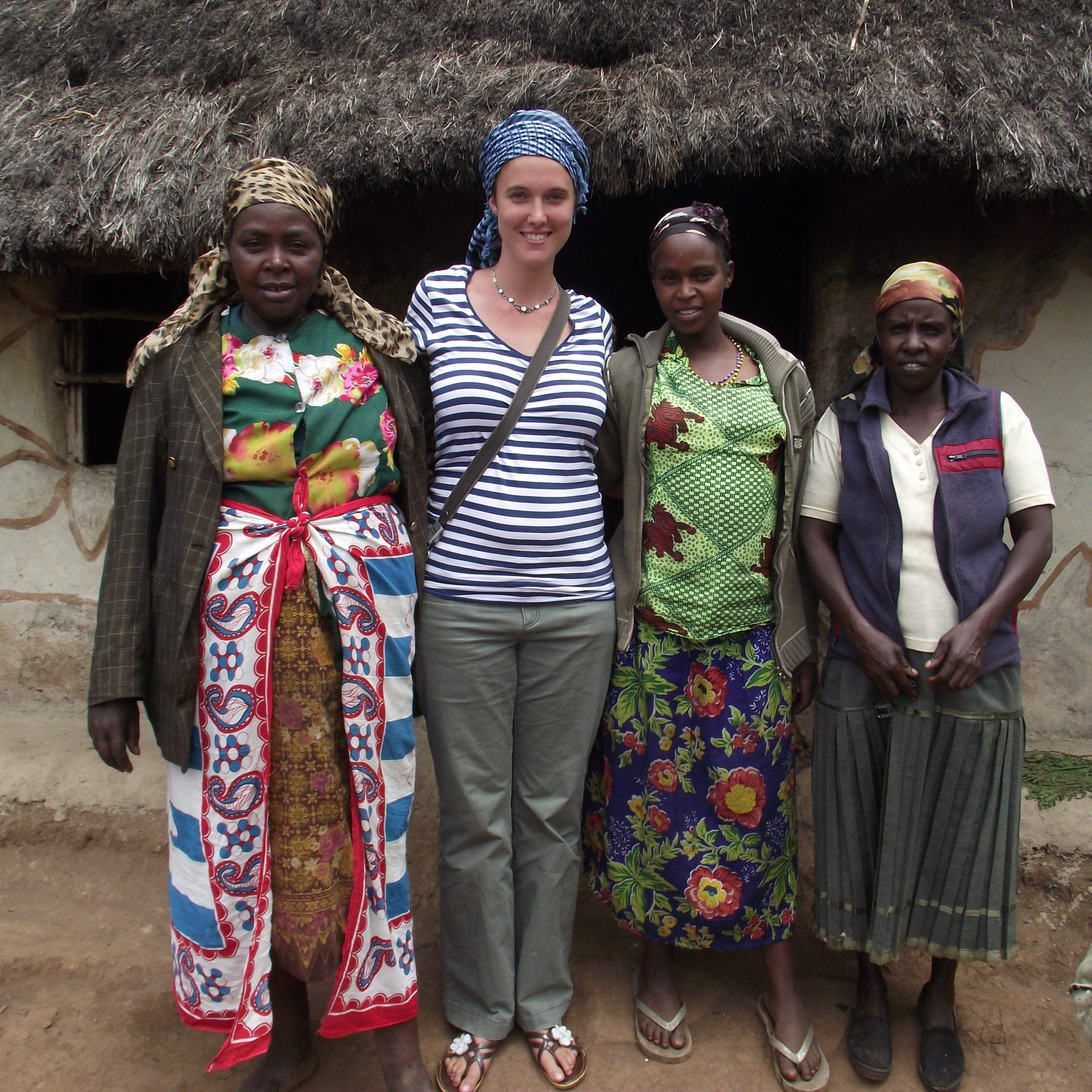 Laure DROULERS – Kenya