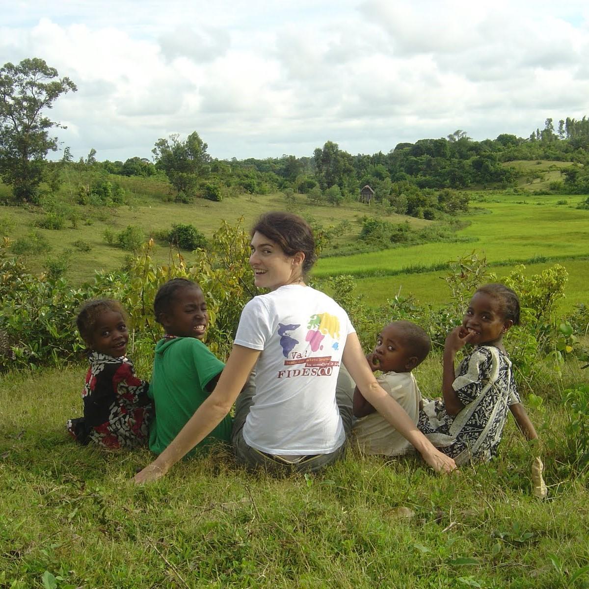 Maëlys DE FOUCHIER – Madagascar