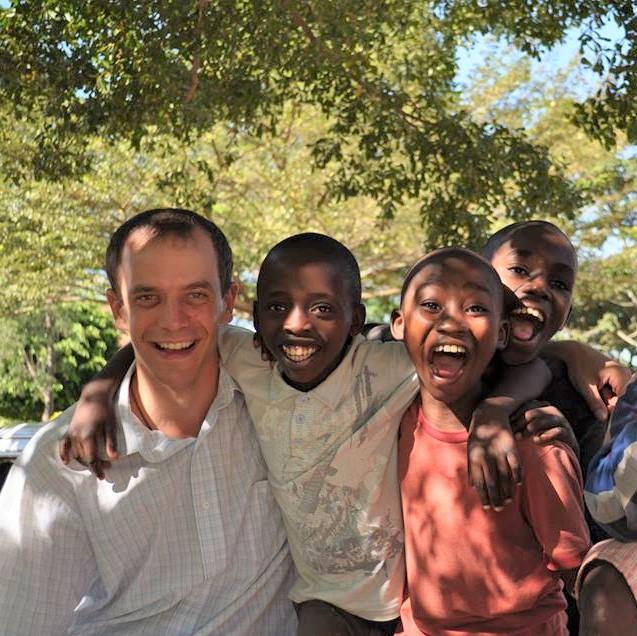 Vincent LAFARGUE – Rwanda