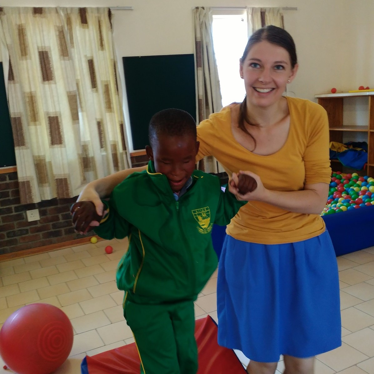 Adela LEMANSKA – Afrique du Sud