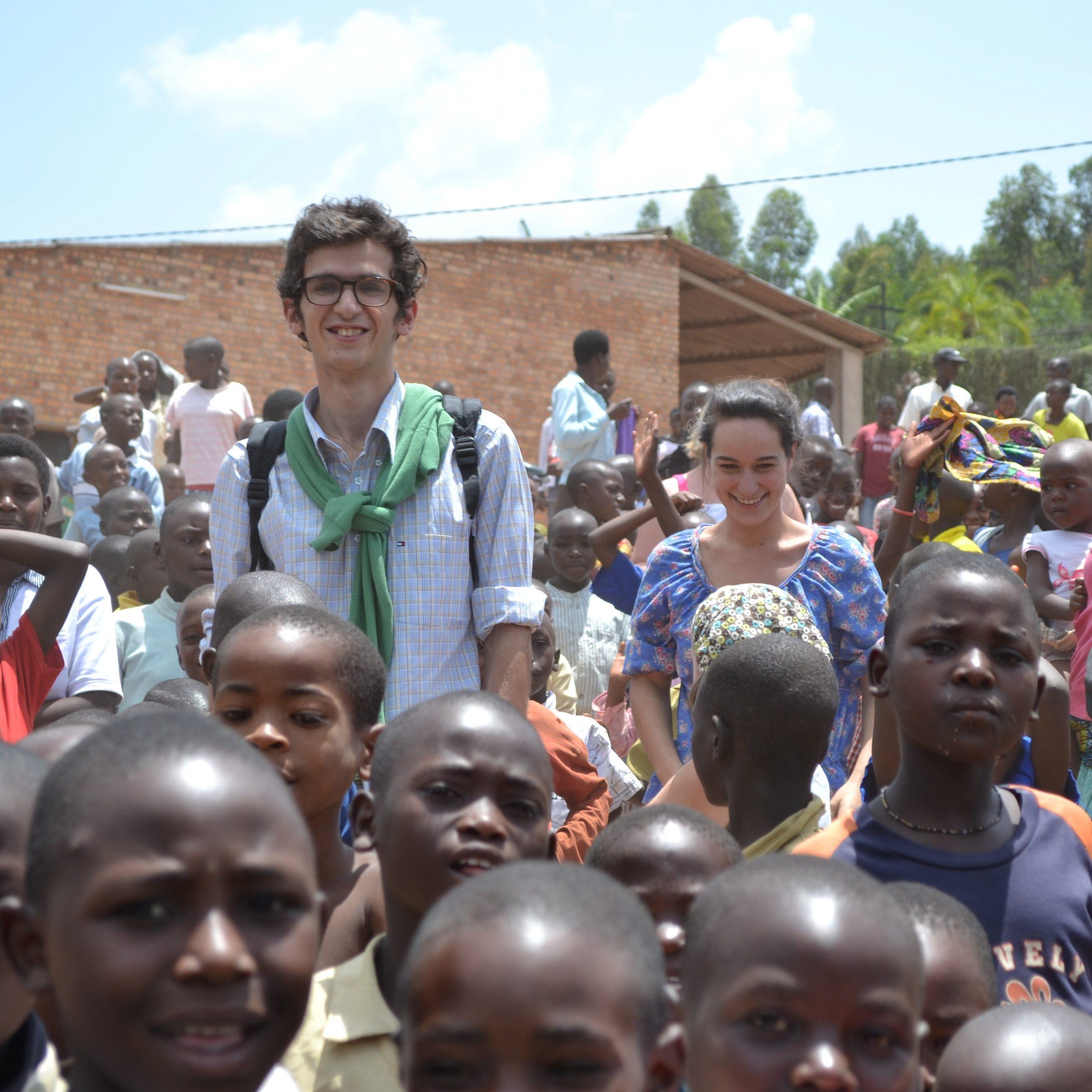 DES GAYETS-Clotilde-Rwanda