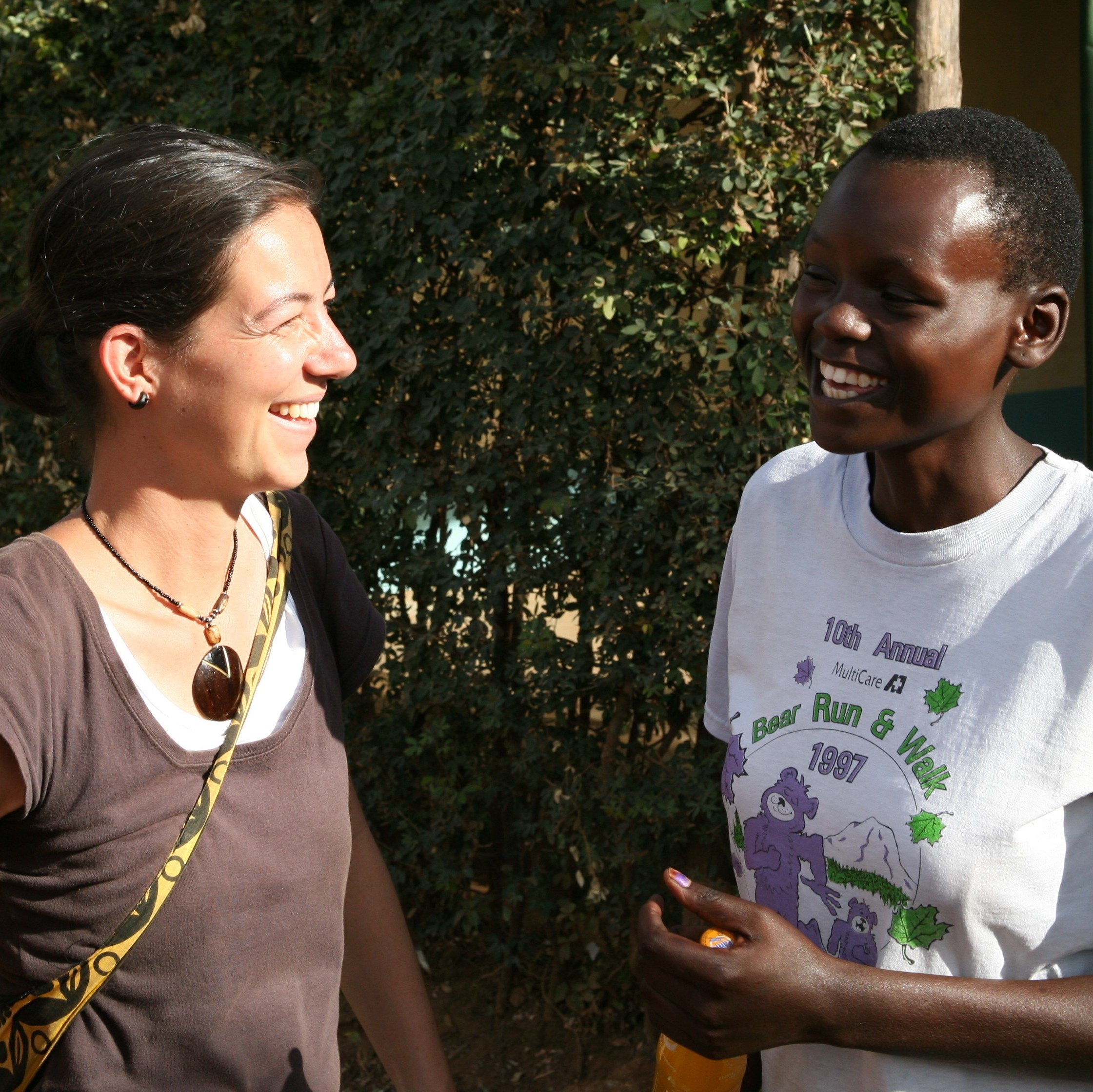 Hélène JEANSON – Tanzanie