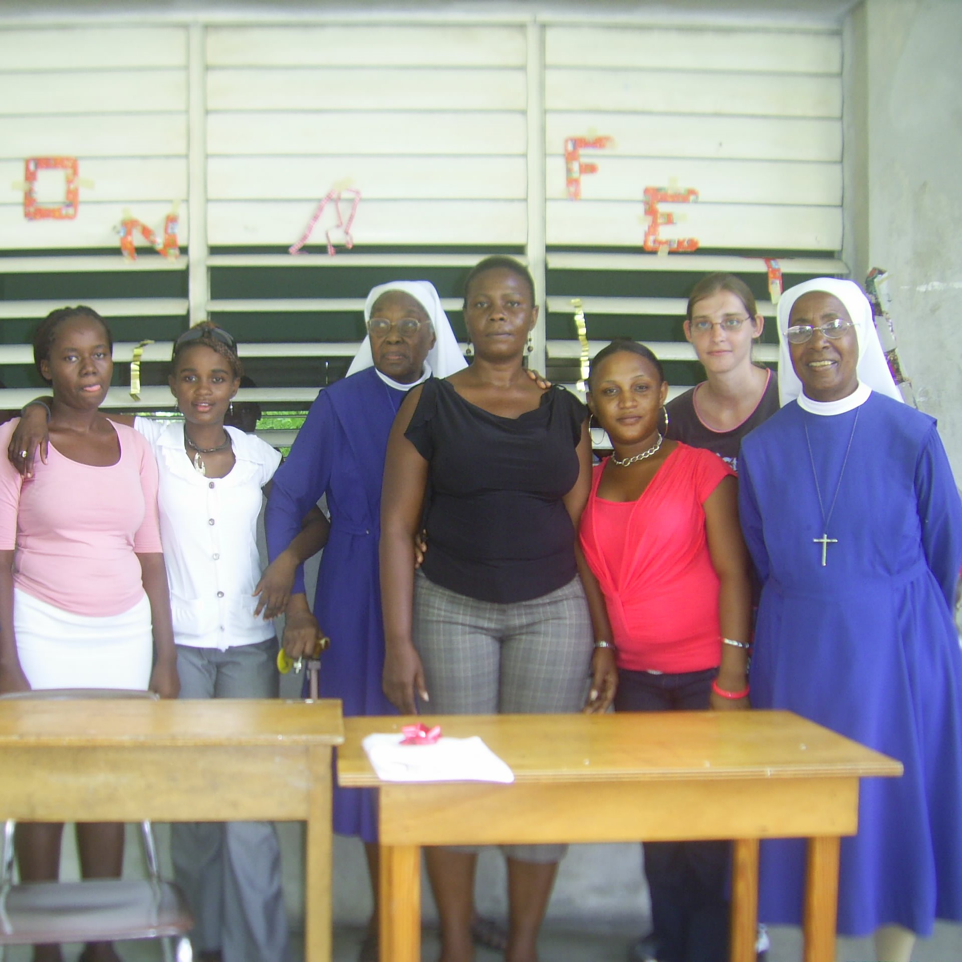 Ludivine RAIMOND – Haïti