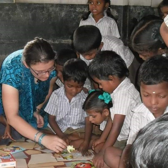 Maria KOCH – Inde
