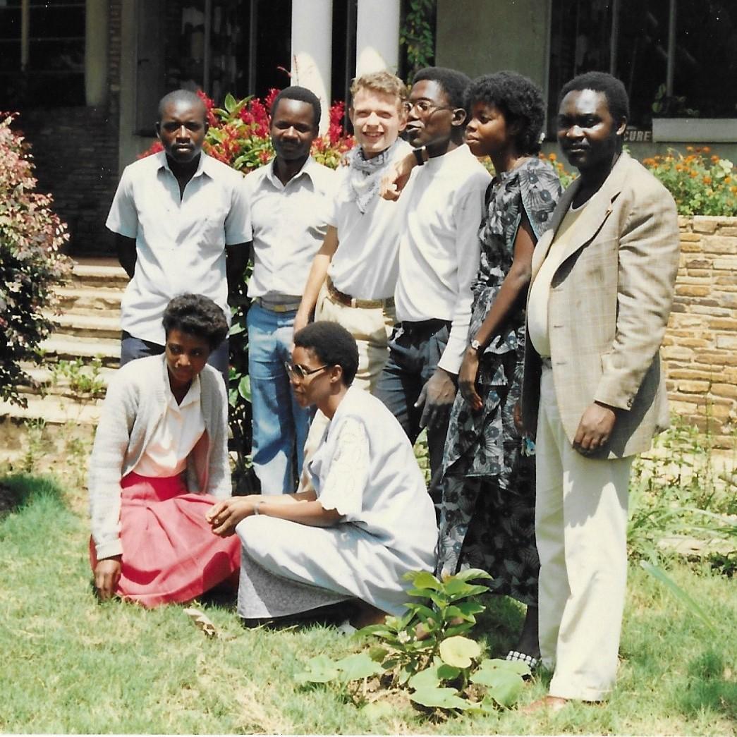 Père Dominique JANTHIAL – République démocratique du Congo
