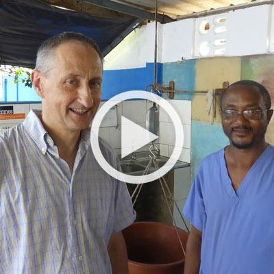 Vincent CAMARET – Guinée