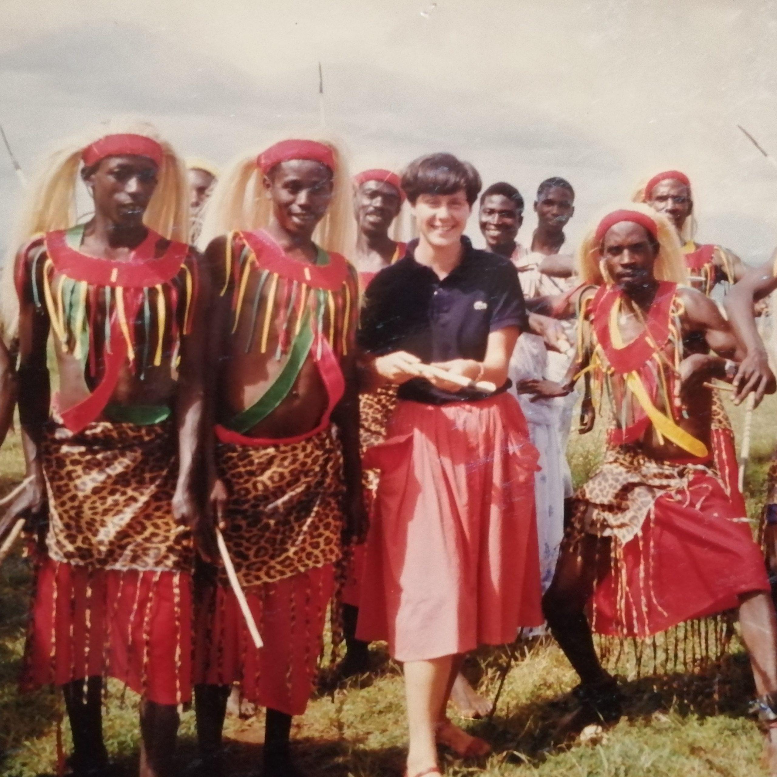 Armelle DUPONT – Rwanda