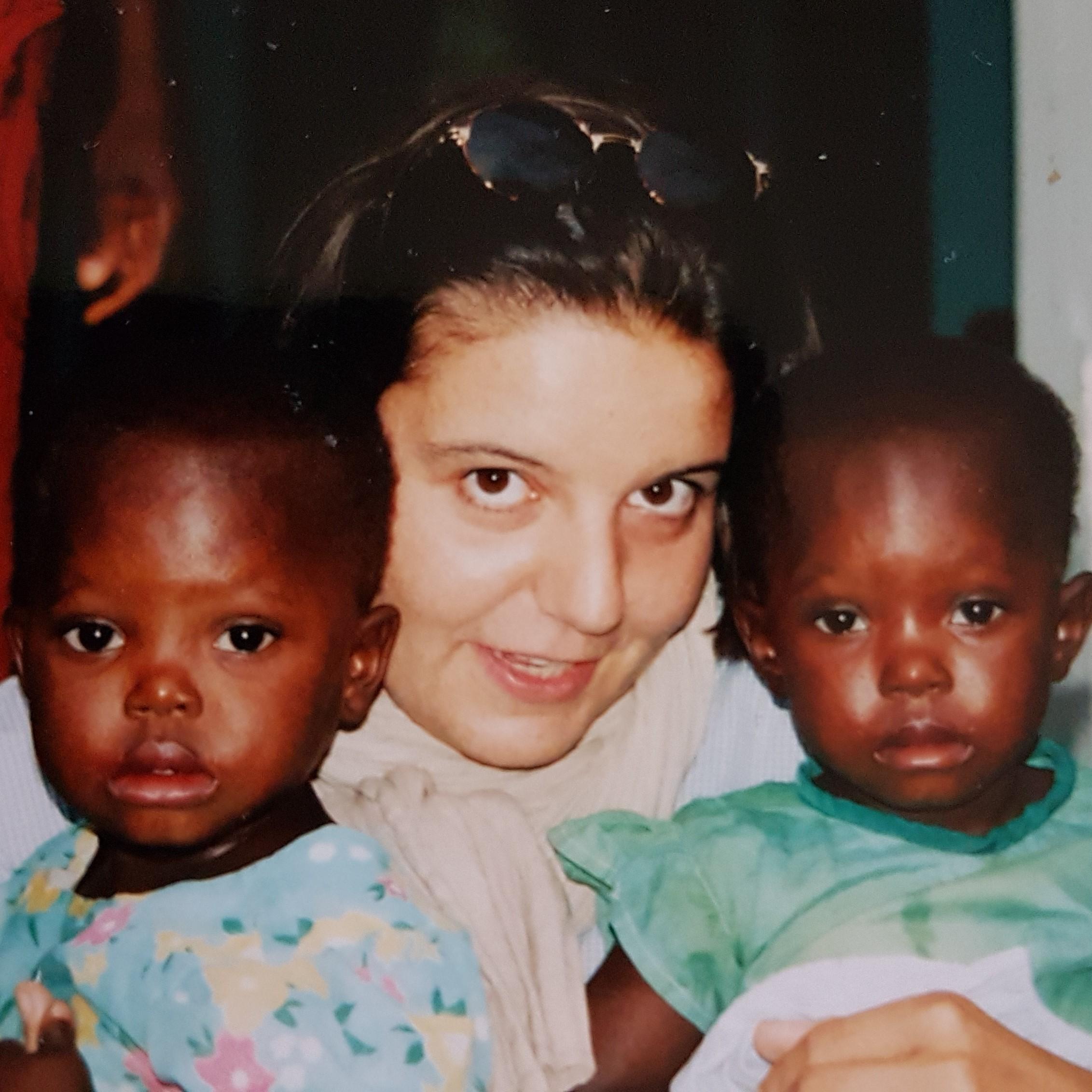 Christelle TRONCHE – Côte d'Ivoire