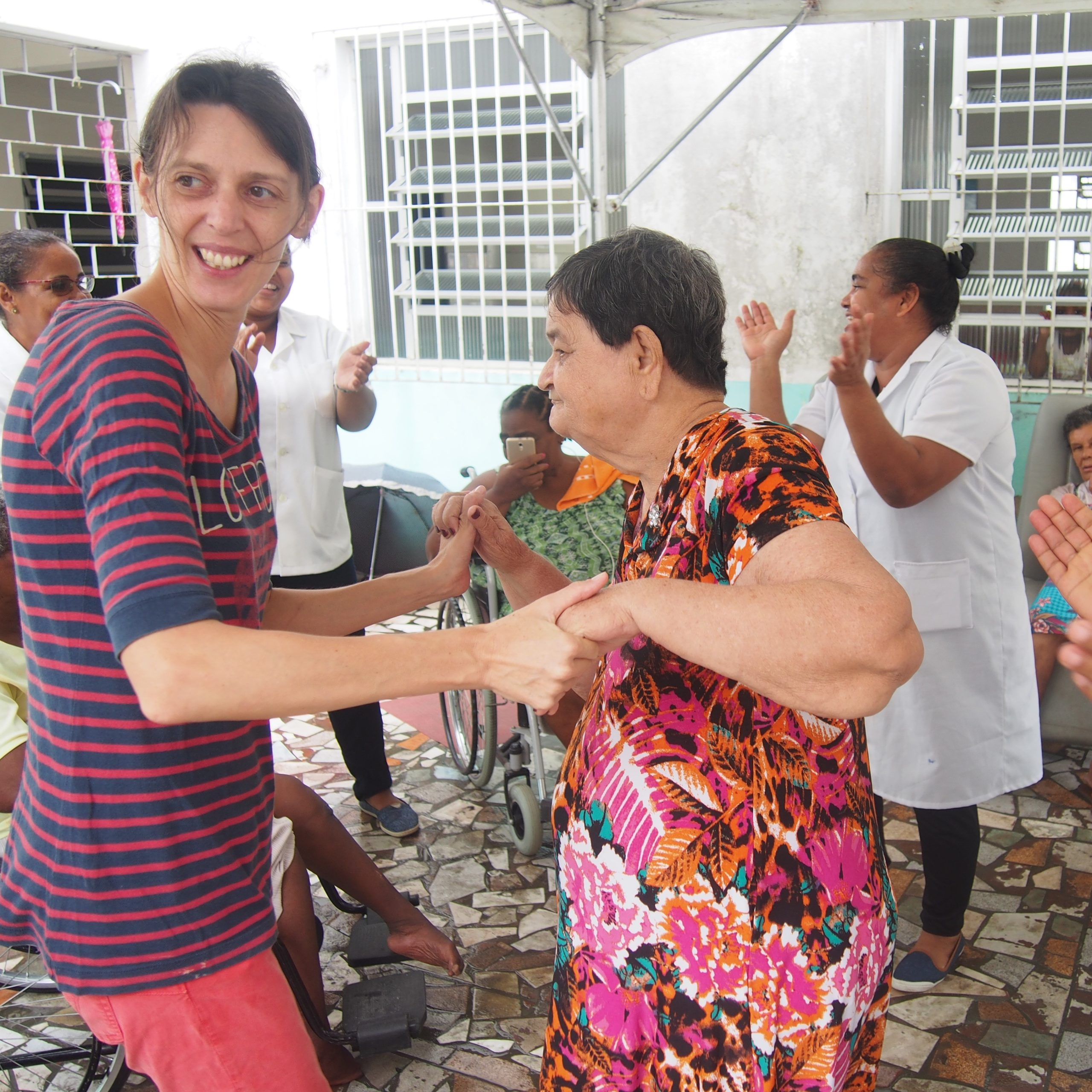 Hélène SALIOU – Brésil