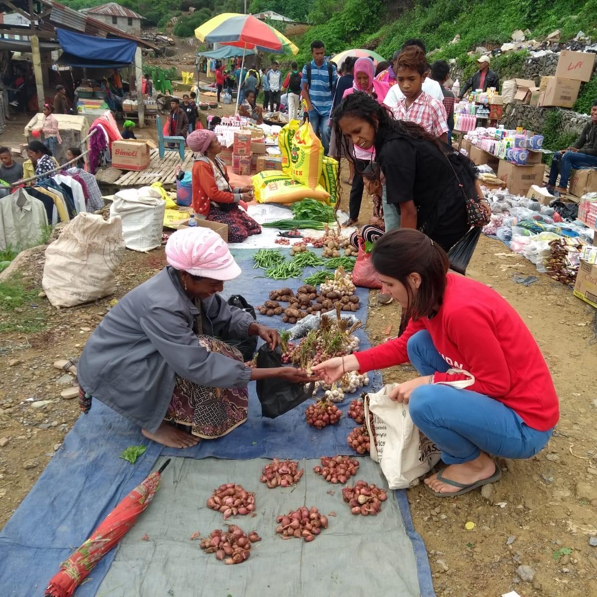 Zoé GOUGIS – Timor-Leste